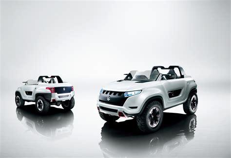 Suzuki X 2013 Suzuki X Lander Concepts