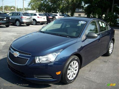 crystal ls for sale 2011 chevrolet cruze ls in imperial blue metallic 231963