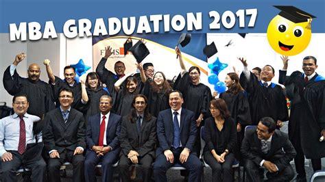 New Mba 2017 by Ftms Mba Graduation 2017 New Graduates