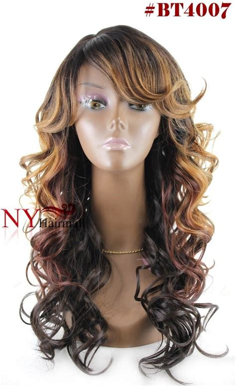 vanessa malin full wig new color added vanessa express synthetic full wig super