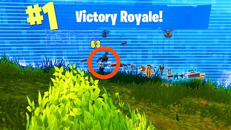 fortnite like a how to win like a bush fortnite battle royale