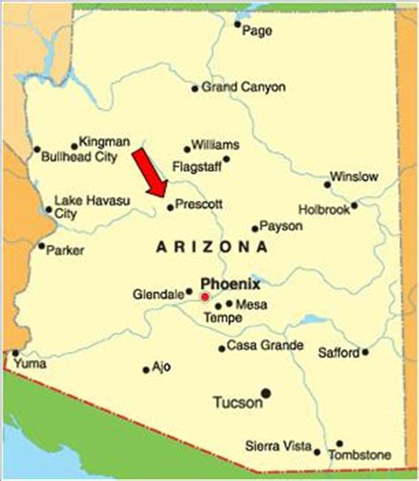 map of prescott az christopher s expat adventure prescott arizona