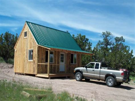 500 Sq Ft Homes | log cabin plans under 500 square feet
