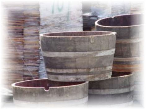 Wine Barrel Planters For Sale half wine barrel planter wine barrels for sale