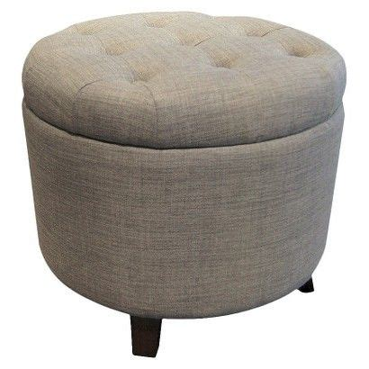 small round ottoman with storage best 25 round storage ottoman ideas on pinterest shoe