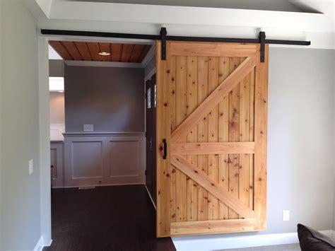 Custom Door Door Beautiful Custom Doors Your Waywood Cedar Barn Door