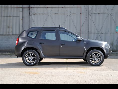 Dacia Duster Black Edition 2013 Exotic Car Picture 01 Of