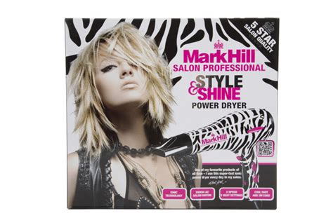 Hill Hair Dryer Zebra hill zebra print power hair dryer ebay
