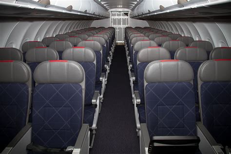 Airbus A321 Cabin by Review Of Business Class On American Airlines Transcon