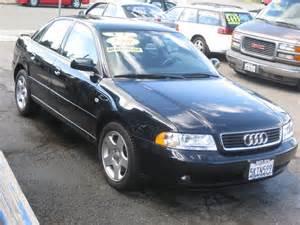 2001 Audi Quattro A4 2001 Audi A4 Quattro 5052 Sold