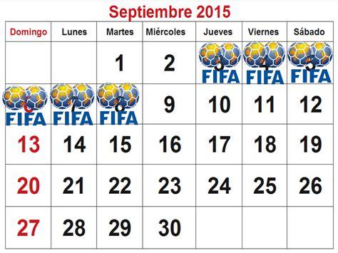 Calendario Fifa El Calendario Marca Fecha Fifa Radiohouse