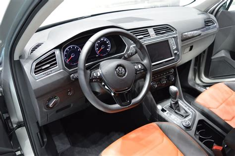 volkswagen tiguan 2016 interior india bound volkswagen tiguan at motor