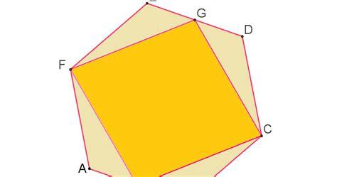 Median Don Steward Mathematics Teaching Hexagon To Rectangle - median don steward mathematics teaching inscribed rhombus