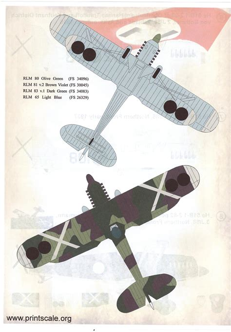 aces of the legion print scale decals 1 72 aces of the legion condor part 1 heinkel he 51 fighter ebay