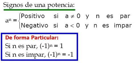 imagenes de reglas matematicas diccionario matematicas signos de una potencia