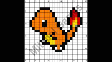 starter pokemon pixel art templates www imgkid com the