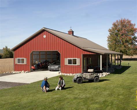 barn shop plans morton garage in flint mi hobby garages pinterest