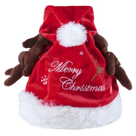 animated christmas tree hats animated musical moving jingle bells reindeer antlers santa hat