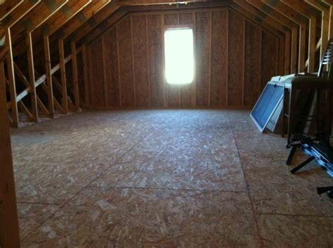 Attic Floor by Insulation For 3rd Floor Attic Doityourself