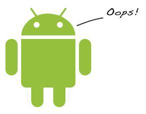 android bug androidve un androide en solucionando los bugs de froyo update