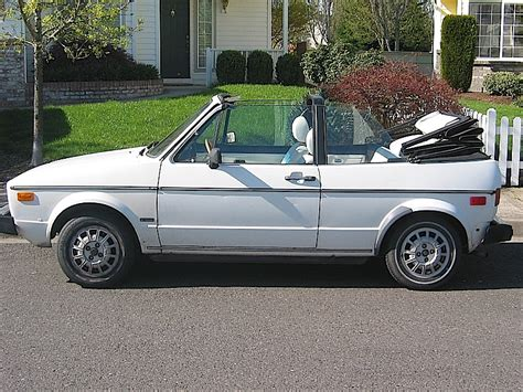 volkswagen rabbit convertible for sale volkswagen rabbit convertible photos and comments