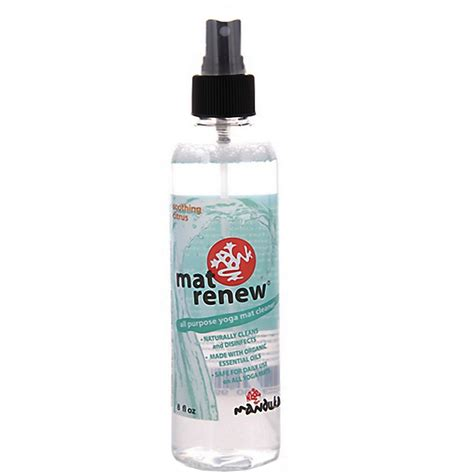 Manduka Mat Spray manduka mat renew spray apparel mats at vickerey