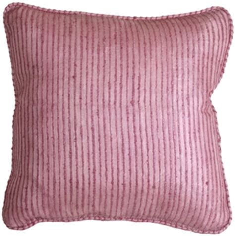 Mauve Throw Pillows by Ribbed Silk Mauve 17x17 Throw Pillow From Pillow Decor