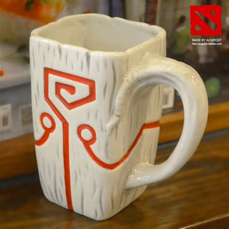 Drink And Mask Coffe By Syb dota ceramic coffee milk tea breakfast cup mug drinkware limited edition in mugs