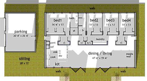 flat roof home plans 171 floor plans modern flat roof house plan