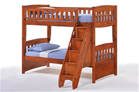 Futon Bunk Bed With Stairs by Day Furniture Bunk Bed Stairs