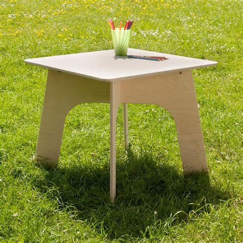 childrens outdoor chairs and table outdoor plywood table childrens outdoor wooden table uk