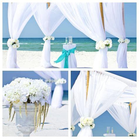 Beach Wedding Arch Ideas ? Beach Wedding Tips