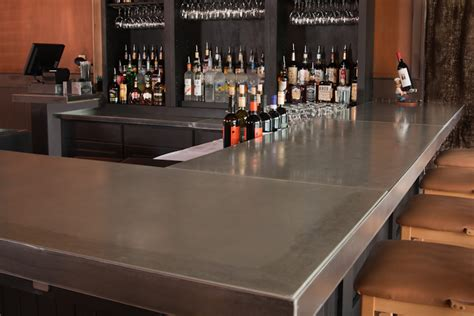 Concrete Countertops Atlanta Ga by Bar Atlanta Concrete Countertops St Paul