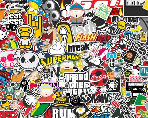 Sticker Stiker Mobil Motor My Dohc Jdm hd jdm stickers logos collection wallpaper wallpapersbyte