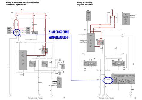 volvo p1 hid retrofit issues skbowe pwm filter gmc 7400