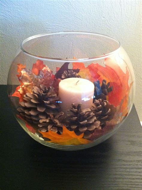 Real Simple Ideas For Simple Glass Vases By Simple Fall Decor Because We These From The Wedding Fall Thanksgiving