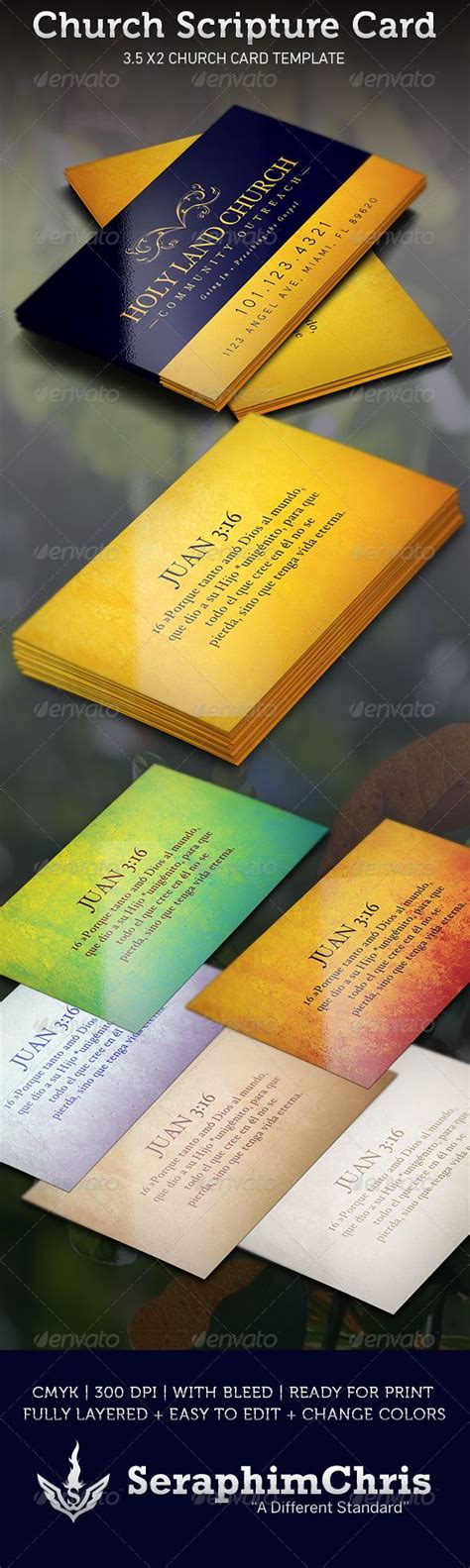 scripture memory card business card template 96 best print templates images on print