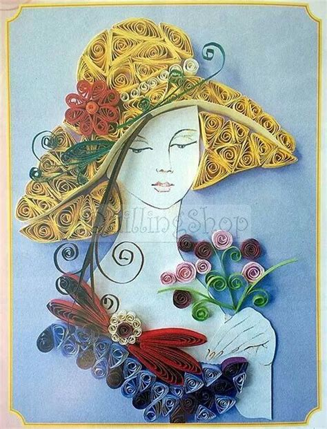 quilling hat tutorial 17 best images about hats and shoes quilled on pinterest