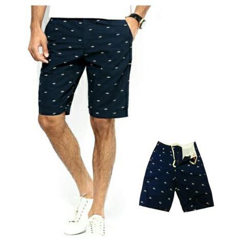 Celana Kulot Katun Pendek jual celana pendek katun bermuda motif di lapak aneka celana aneka celana