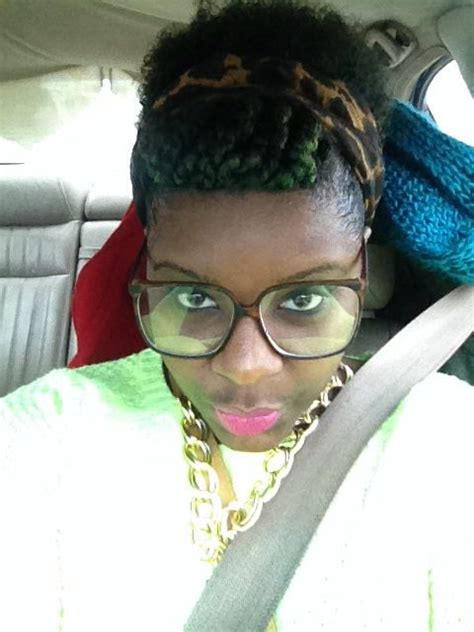 front puff poni pinned twist in front with puff ponytail in back my