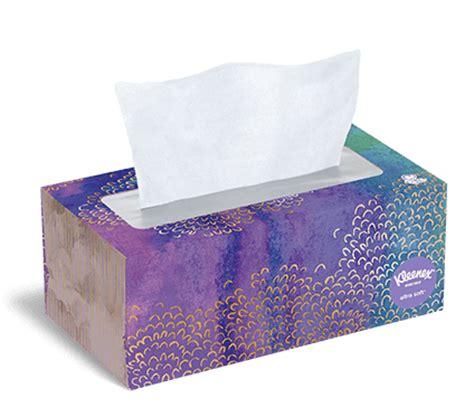 Box Tissue Mobil 8 mouchoirs kleenex 174 ultra soft