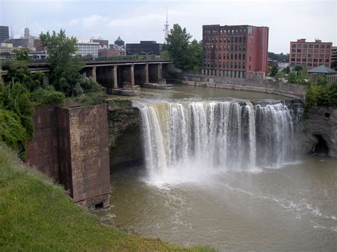 Search Rochester Ny High Falls Rochester New York