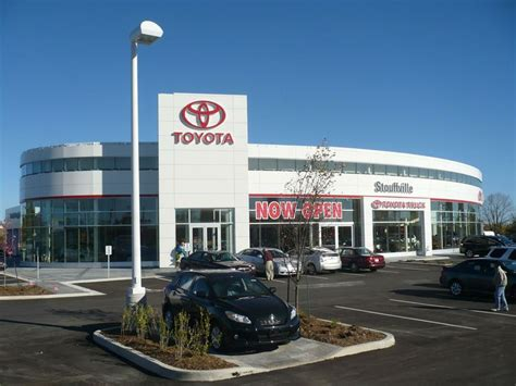 toyota dealership hours of operation brand new stouffville toyota dealership a model for