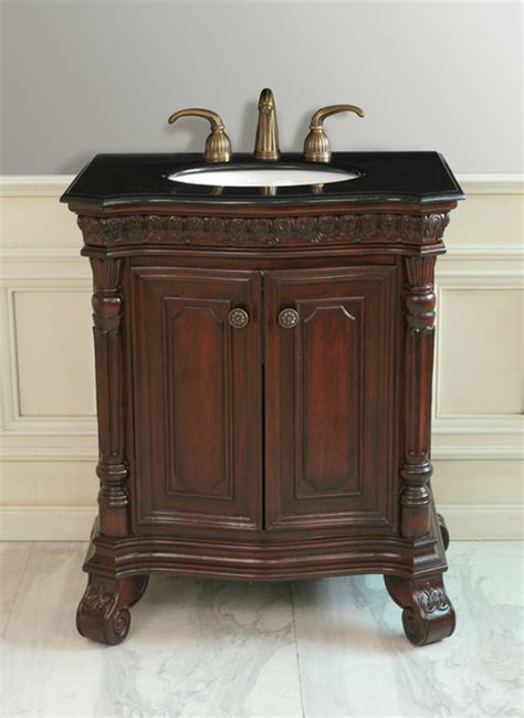 Antique Bathroom Vanity Cabinet Antique Style Bathroom Vanities Traditional Bathroom Vanities And Sink Consoles By