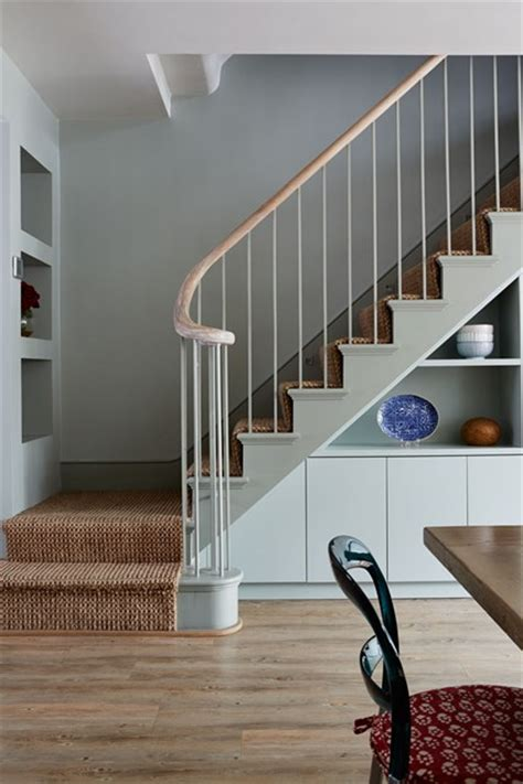 Staircase Ideas For Small Spaces Stairs Storage Unit Small Spaces Ideas Houseandgarden Co Uk