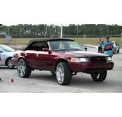 Ford Crown Victoria Custom Convertible  YouTube