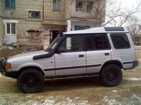 land rover 1996 discovery 1996 land rover discovery pictures