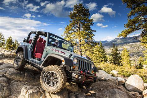 2013 Rubicon Jeep 2013 Jeep Wrangler Rubicon 10th Anniversary Edition Gets