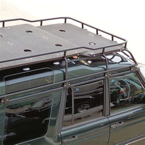 marine ply floor highland roof rack discovery ii