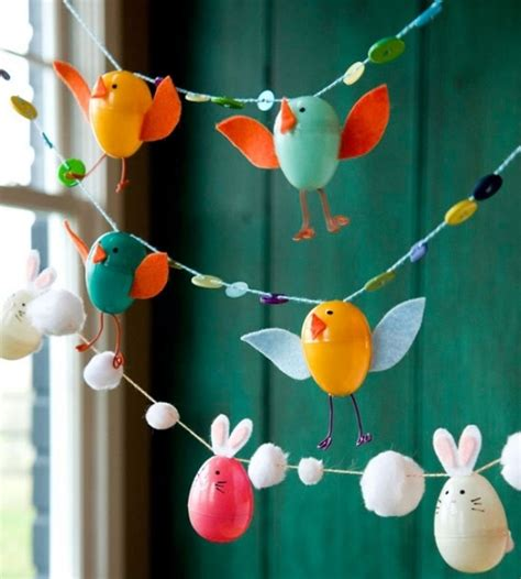 spring ideas crafts for easter and spring 26 simple and attractive
